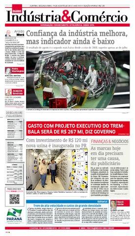 de58280c75 Diário Indústria Comércio by Diário Indústria   Comércio - issuu