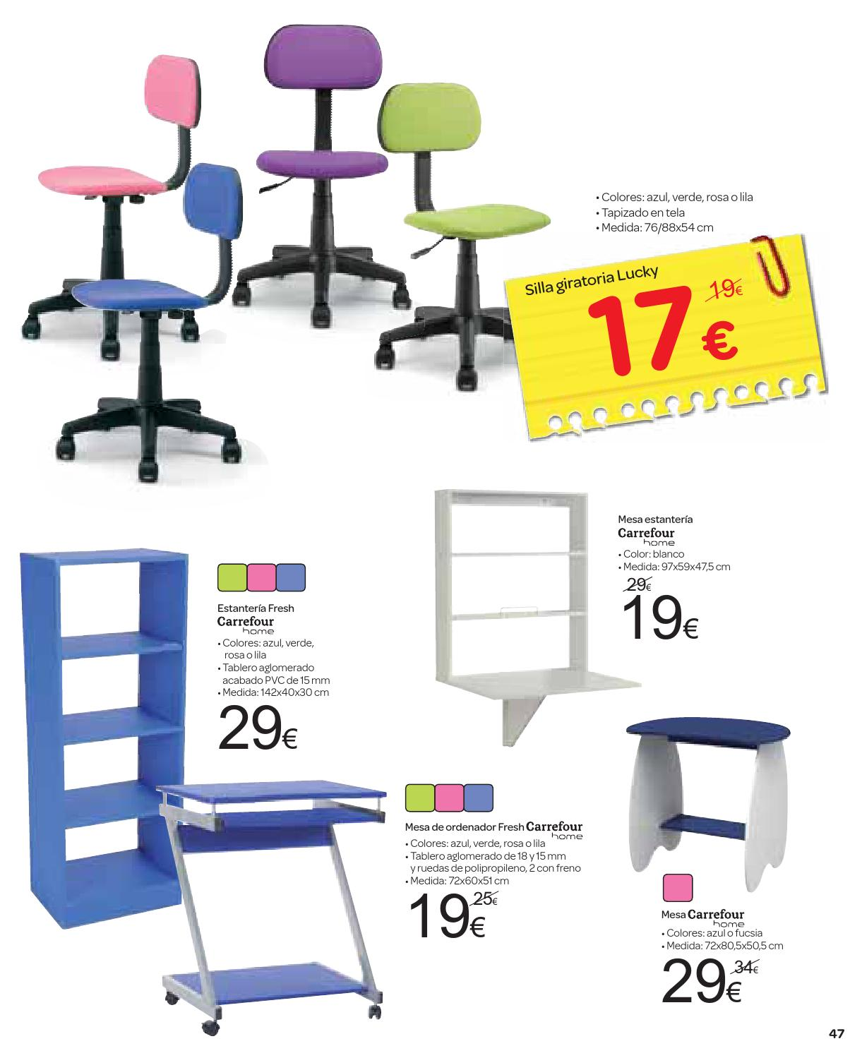 Catalogo Carrefour Vuelta Al Cole By Carrefour Online Issuu