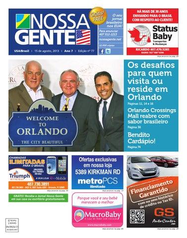 Nossa Gente 77 by Nossa Gente - issuu 51d5fbfe0aaef