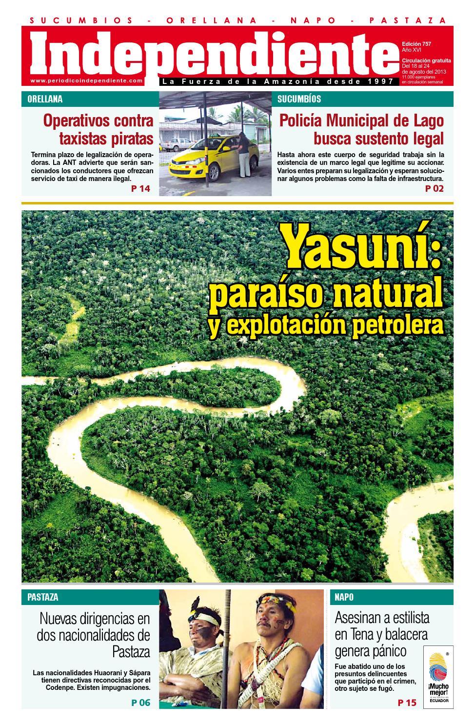 Edicion 757 by semanario - issuu