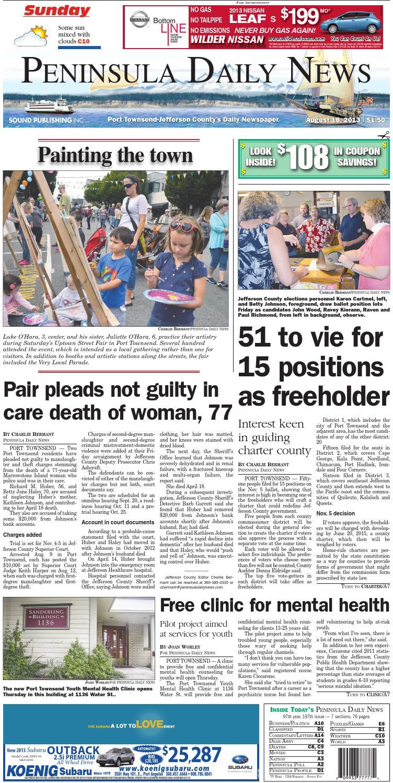 632b328dd02 PDN20130818J by Peninsula Daily News   Sequim Gazette - issuu