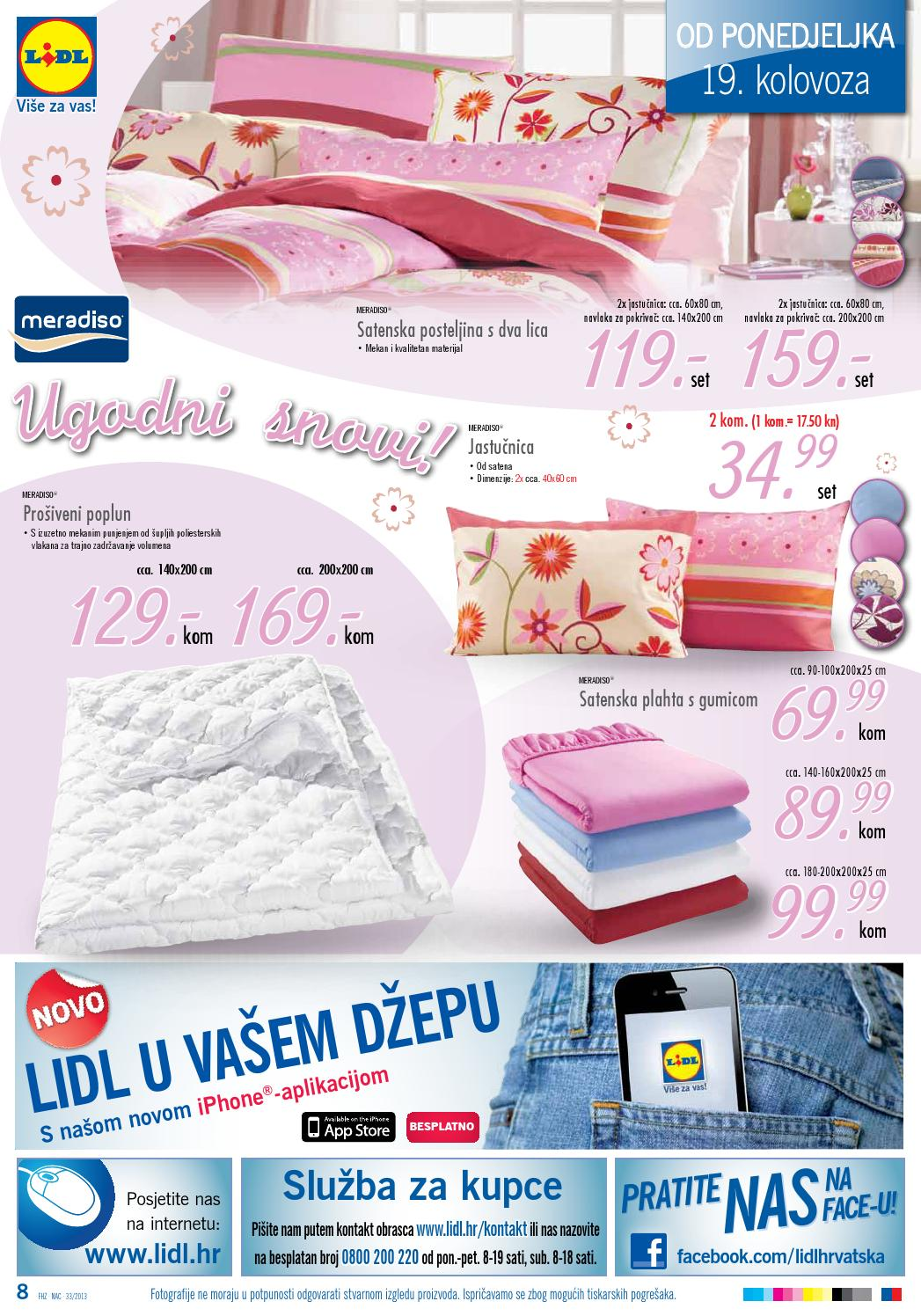 lidl katalog neprehrana od 18 8 by katalozi. Black Bedroom Furniture Sets. Home Design Ideas