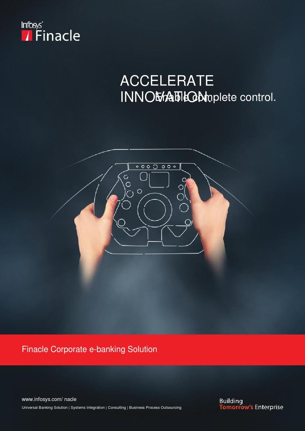 Corporate e banking solution by Infosys Limited - issuu