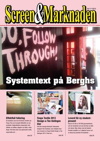 Screenmarknaden 5 2013 by Martin Eriksson - issuu a553b6bdede4b