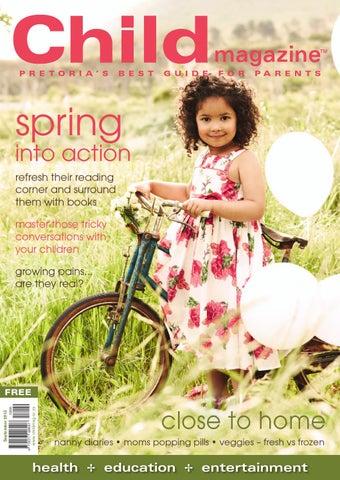 92efcbb1c Child Magazine   Pretoria September 2013 by Hunter House Publishing ...