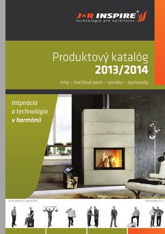 317bd6a750057 INSPIRE Produktový katalóg 2013/2014 by J&R INSPIRE technologie pre ...