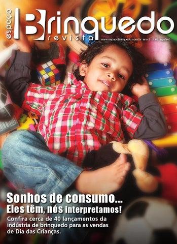 4bd91cd3e9 Revista Espaço Brinquedo  62 by EP Grupo – Agência de Conteúdo - issuu