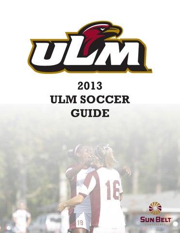 2013 ULM Soccer Guide by ULM - issuu 72c7fbfce