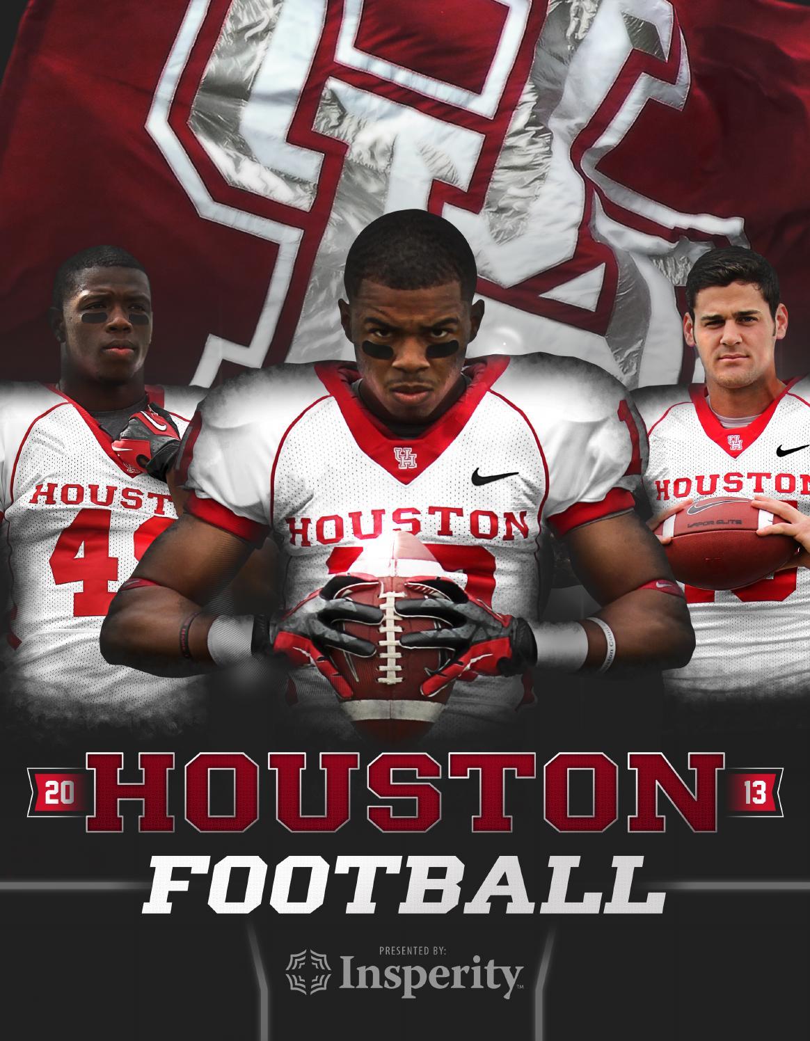 2013 Houston Football Media Guide by David Bassity - issuu