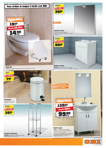 offerte obi area12 shopping center torino by area12 shopping ... - Obi Arredo Bagno