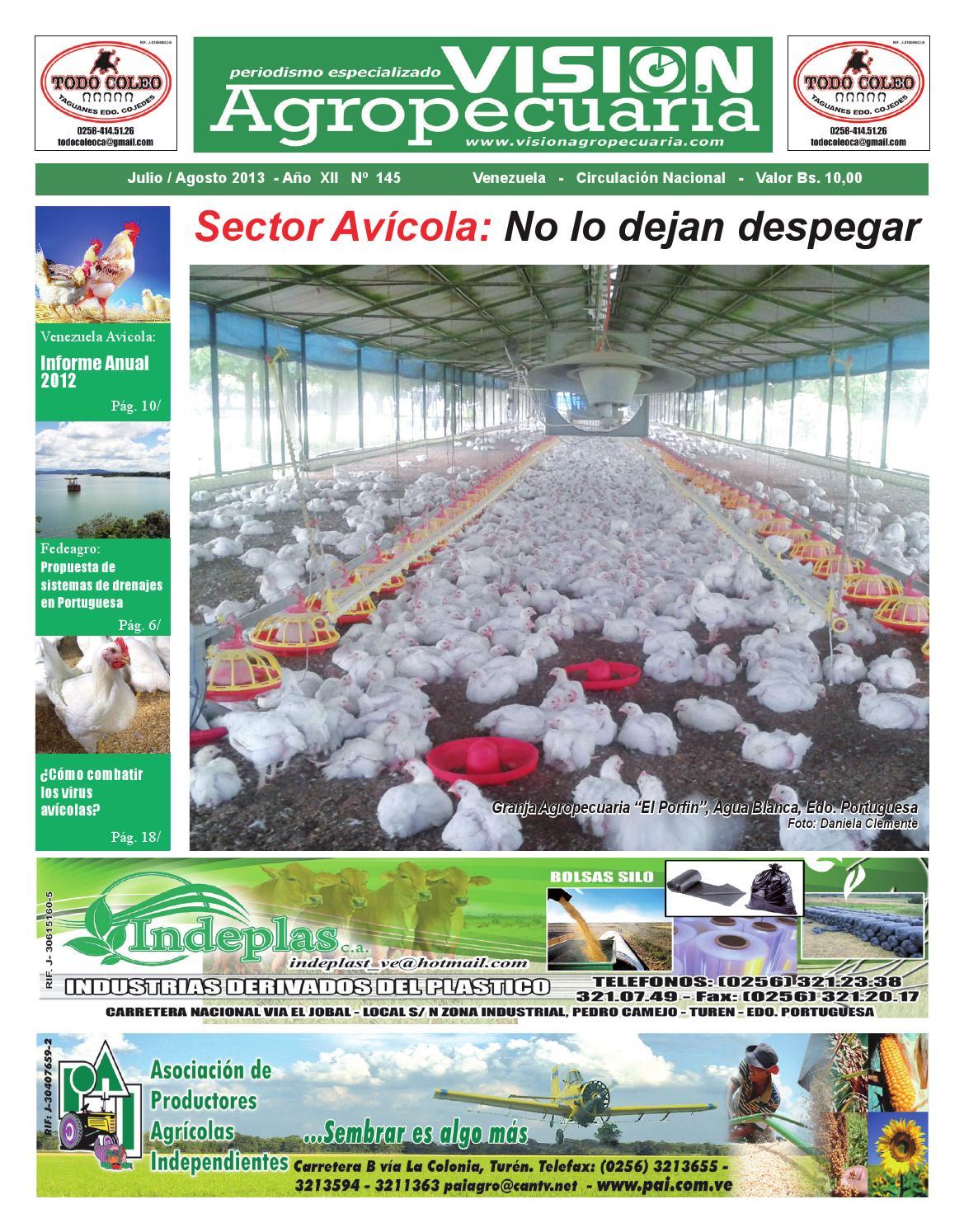 Edicion 140 By Vision Publicidad Ca Issuu # Muebles Borrero Alosno