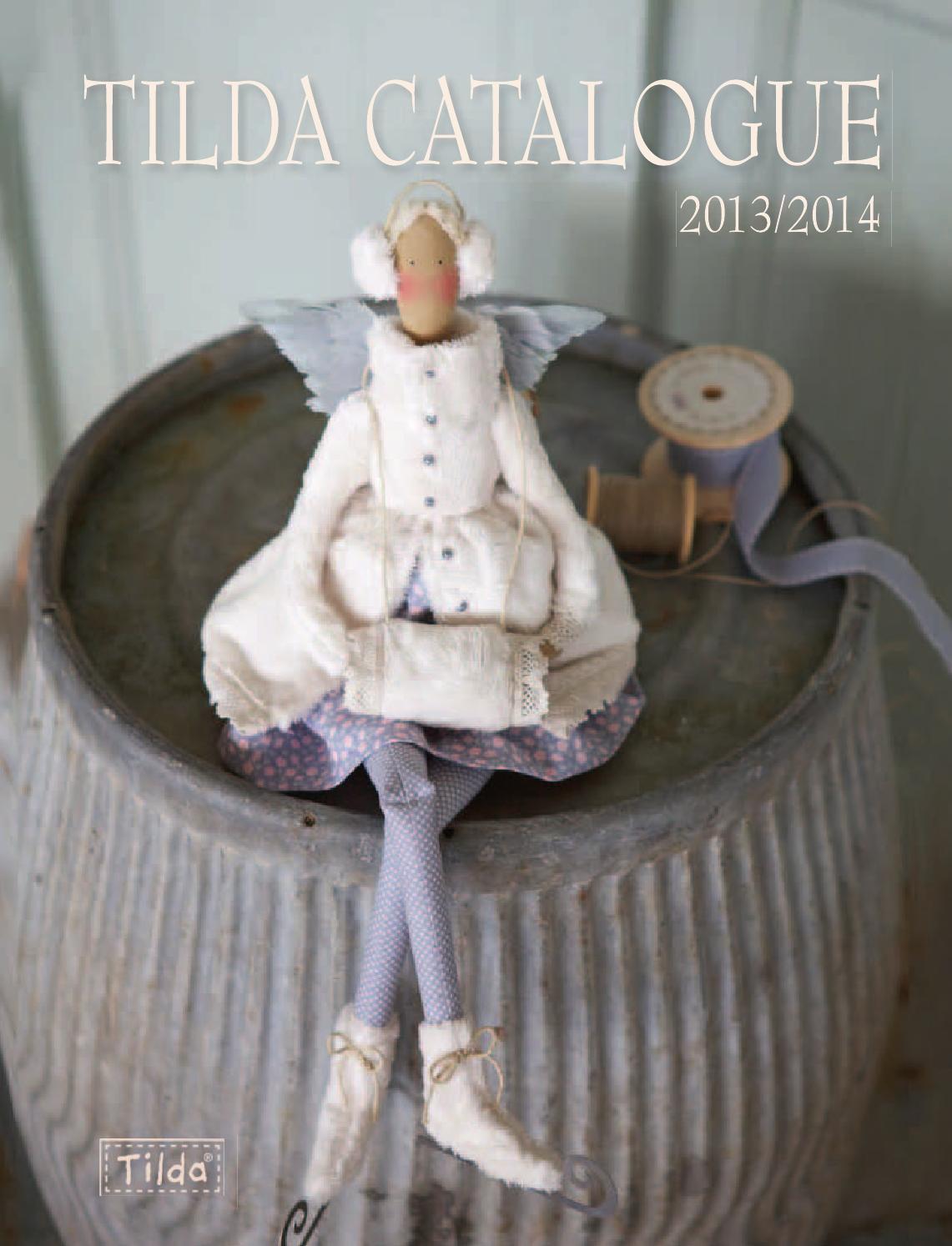 Tilda 2013 2014 By Charlene Booyens Issuu