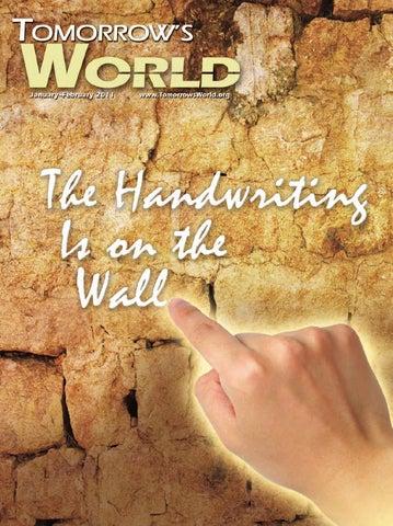 Jan Feb 2011 By Tomorrows World Issuu
