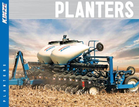 Kinze Planter 2013revisedlr 1 By Katrina Stoller Issuu