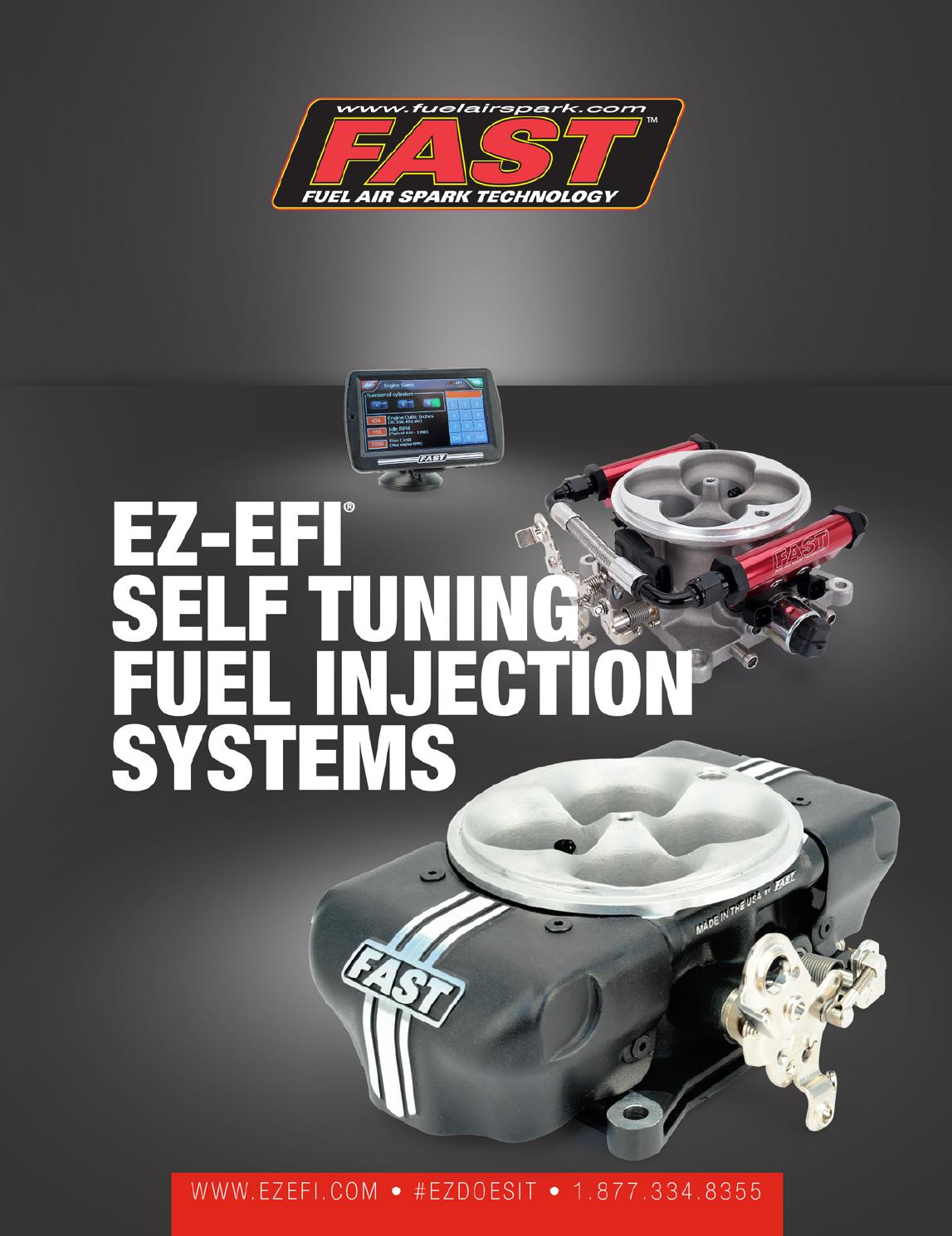 2014 Fast Ez Efi Self Tuning Fuel Injection Systems Brochure By Comp Tcu Controller Wiring Diagram Performance Group Issuu