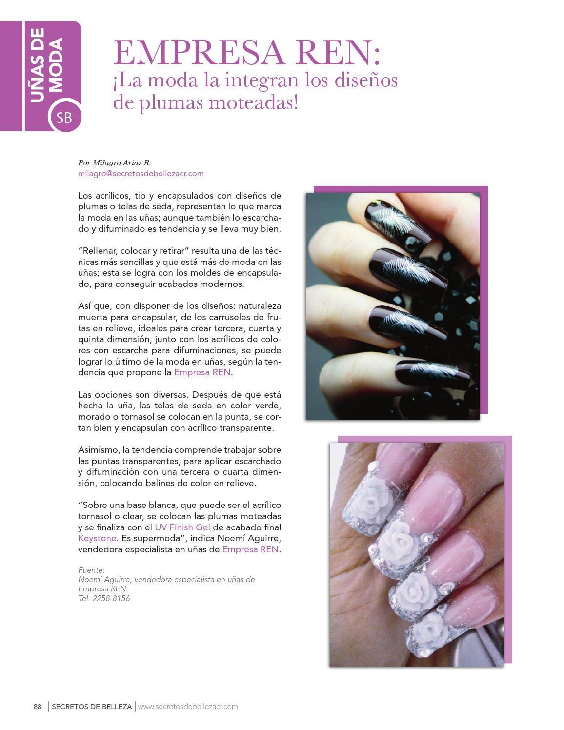Revista Secretos de Belleza para Latinoamerica | Ed. 31 | by ...