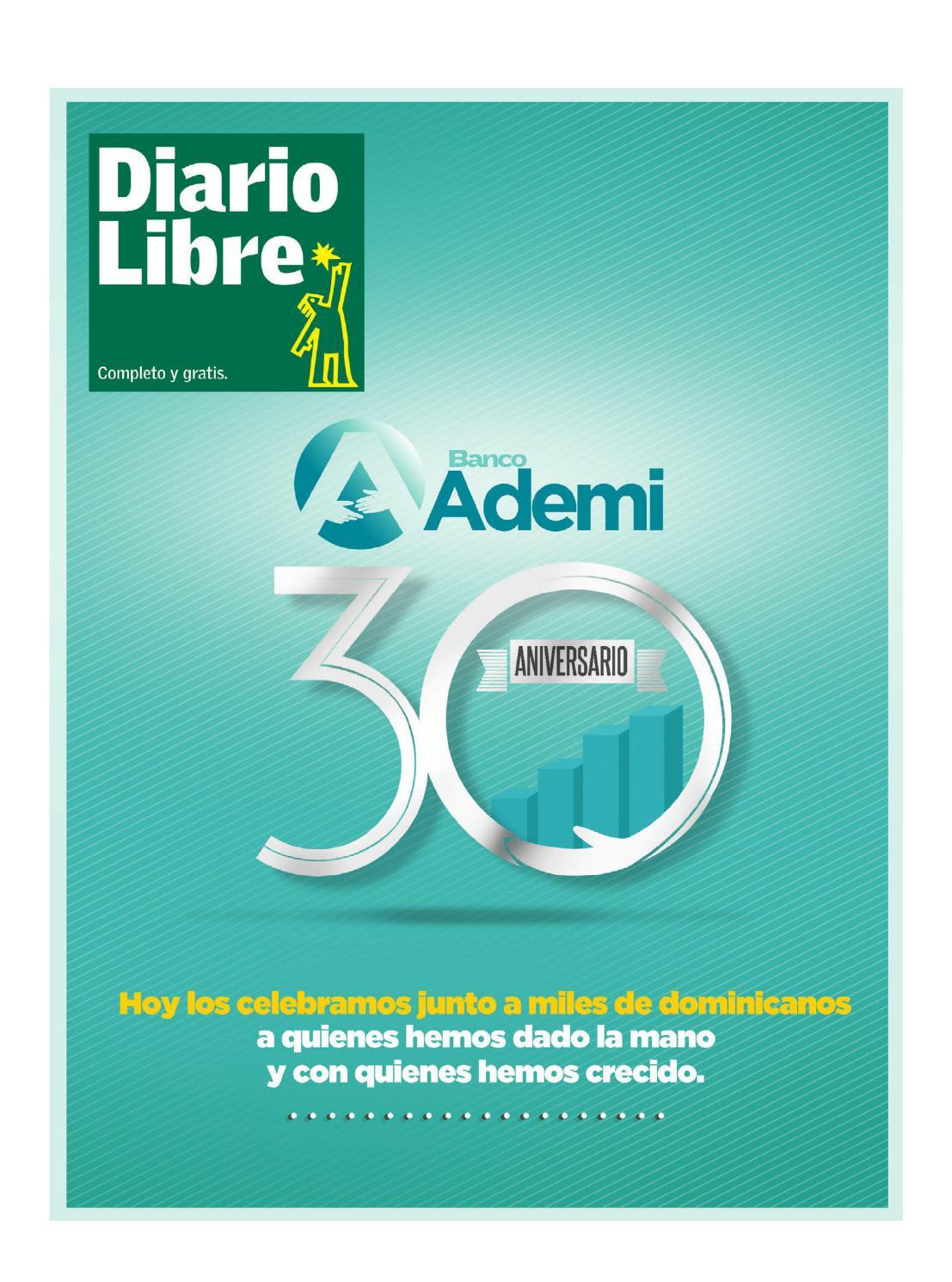 Diariolibre3725 by Grupo Diario Libre, S. A. - issuu