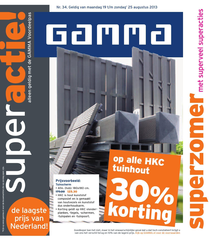Composiet Terrastegels Gamma.Gamma Folder Tot 25 08 By Broshuri Issuu