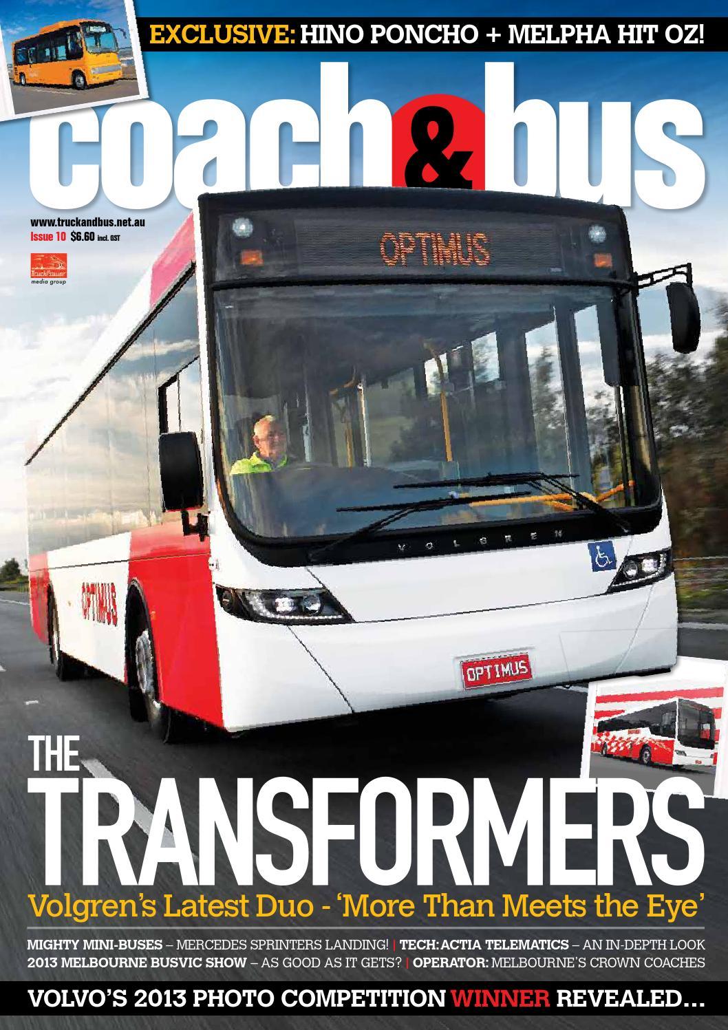 Coach bus 10 by transport publishing australia issuu falaconquin