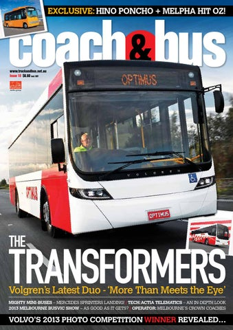 97dccbb471 Coach   Bus 10 by Transport Publishing Australia - issuu