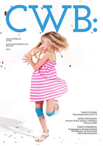 d516156fd CWB MAGAZINE AUGUST SEPTEMBER 2013 by fashion buyers Ltd - issuu