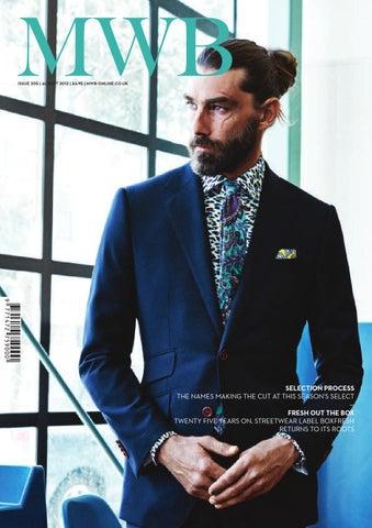 ba19e2726085 MWB MAGAZINE AUGUST 2013 by fashion buyers Ltd - issuu