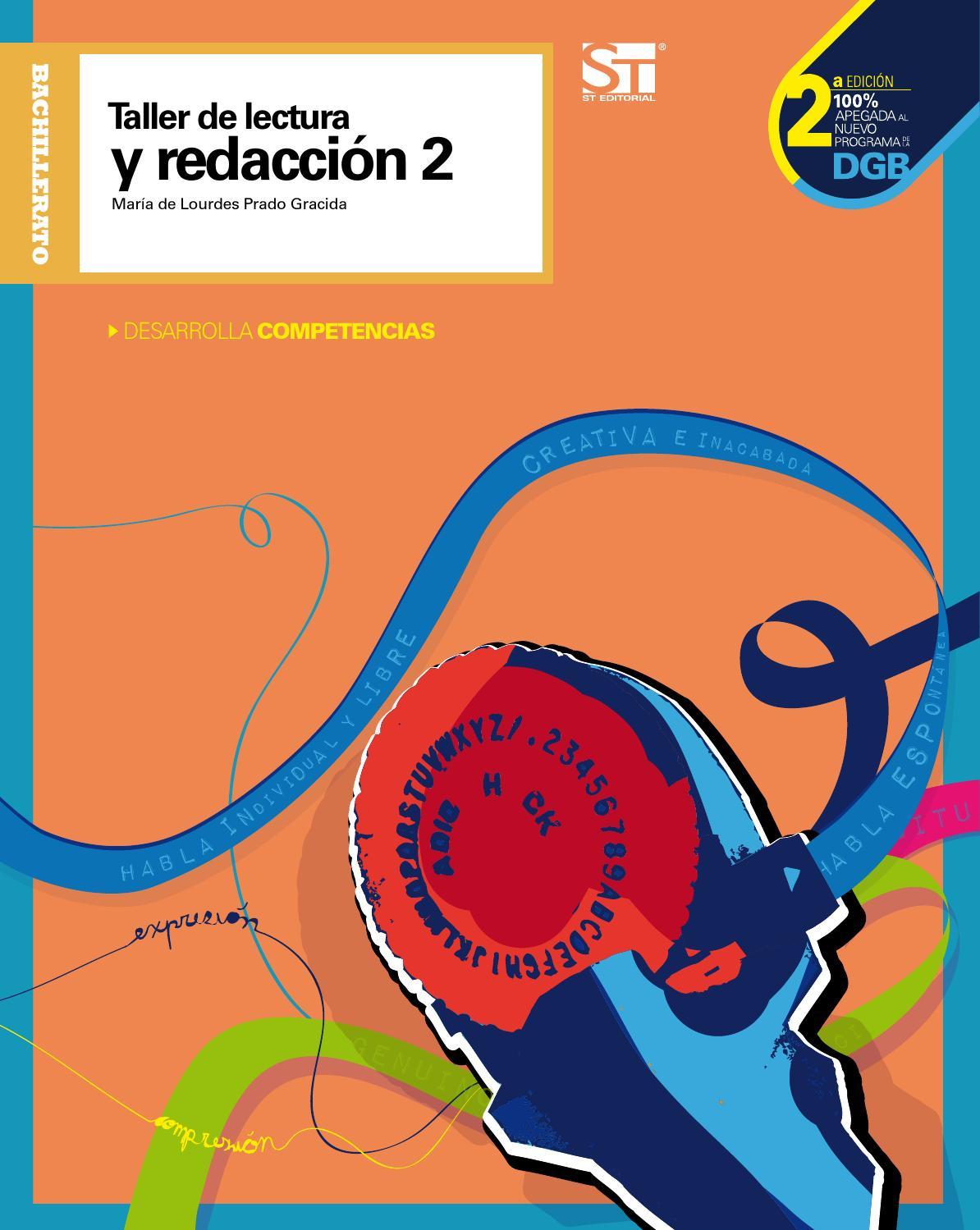 Taller de lectura y redacción 2 by eseté editorial - issuu