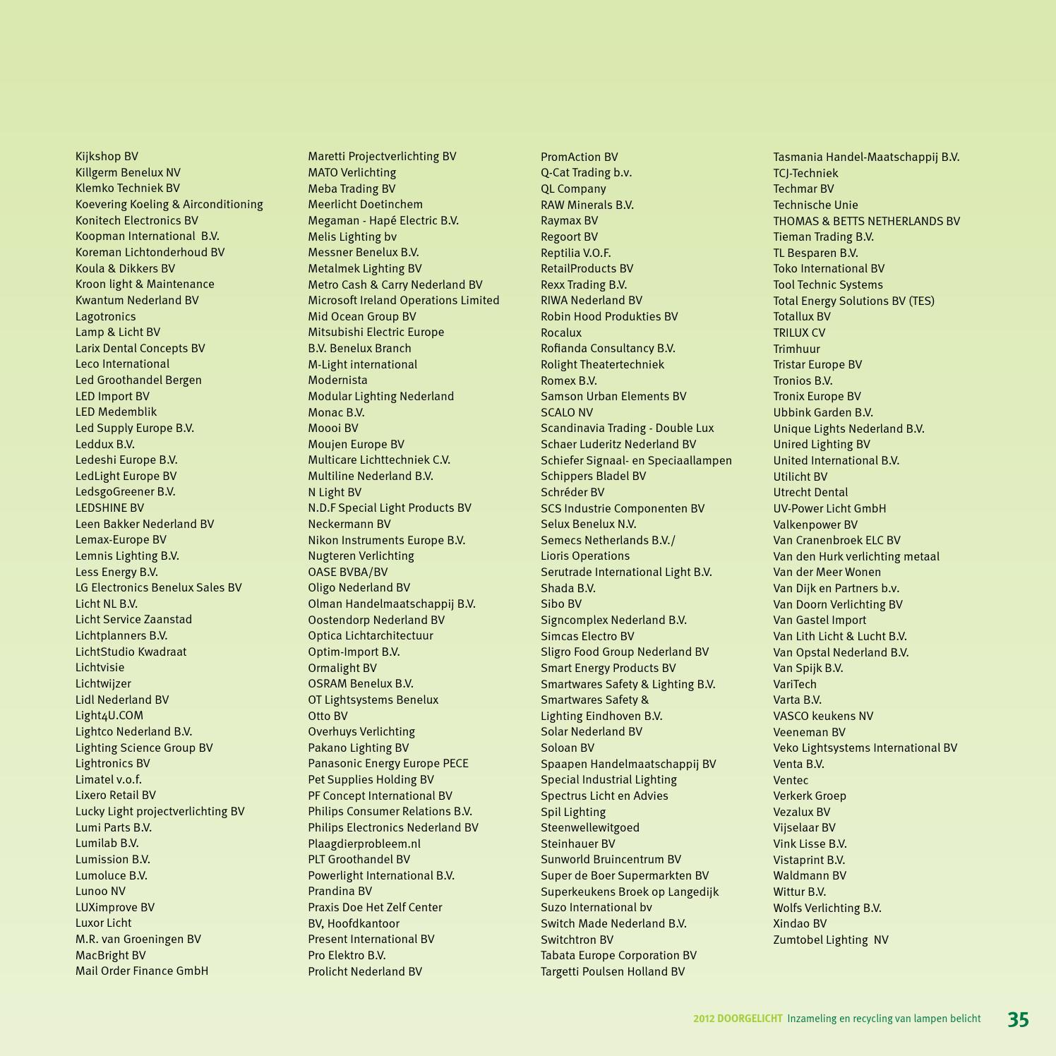 Jaarboek 2012 stichting lightrec by creative venue issuu for Kwantum doetinchem
