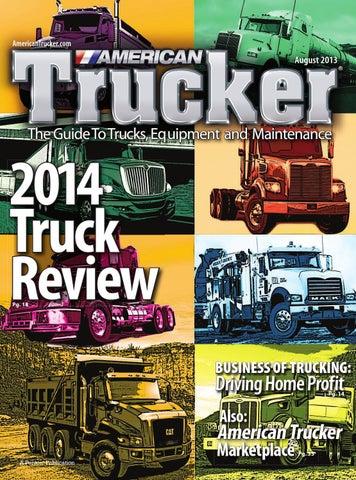 720955b32a5 American Trucker West August Edition by American Trucker - issuu