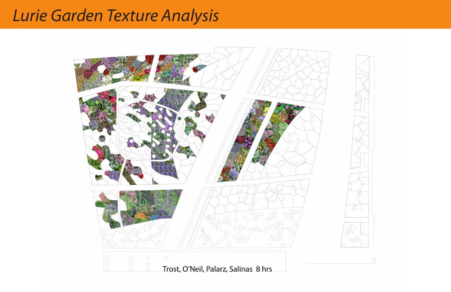 Lurie Garden Plan Fasci Garden