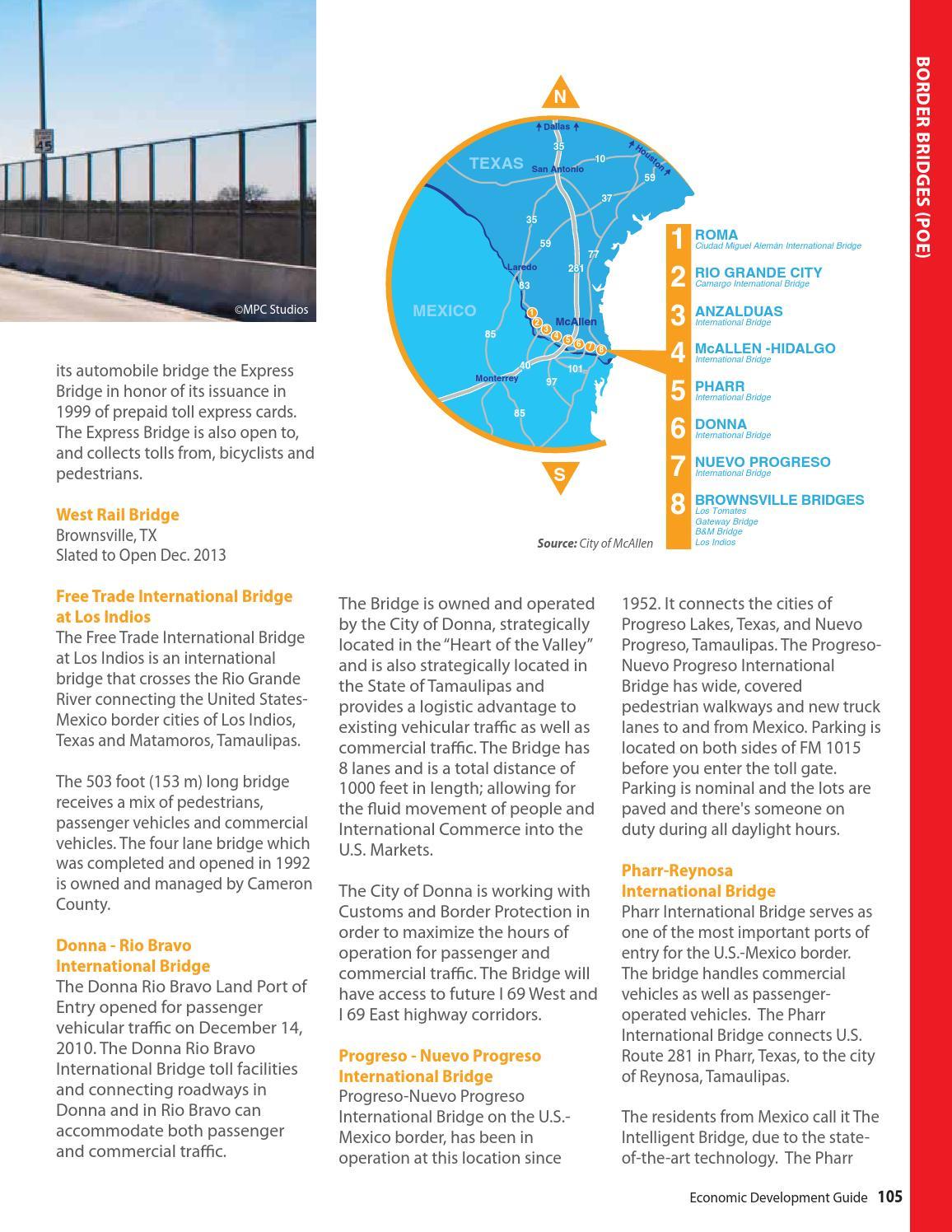 Rio Grande Valley Economic Development Guide by Rio Grande Valley
