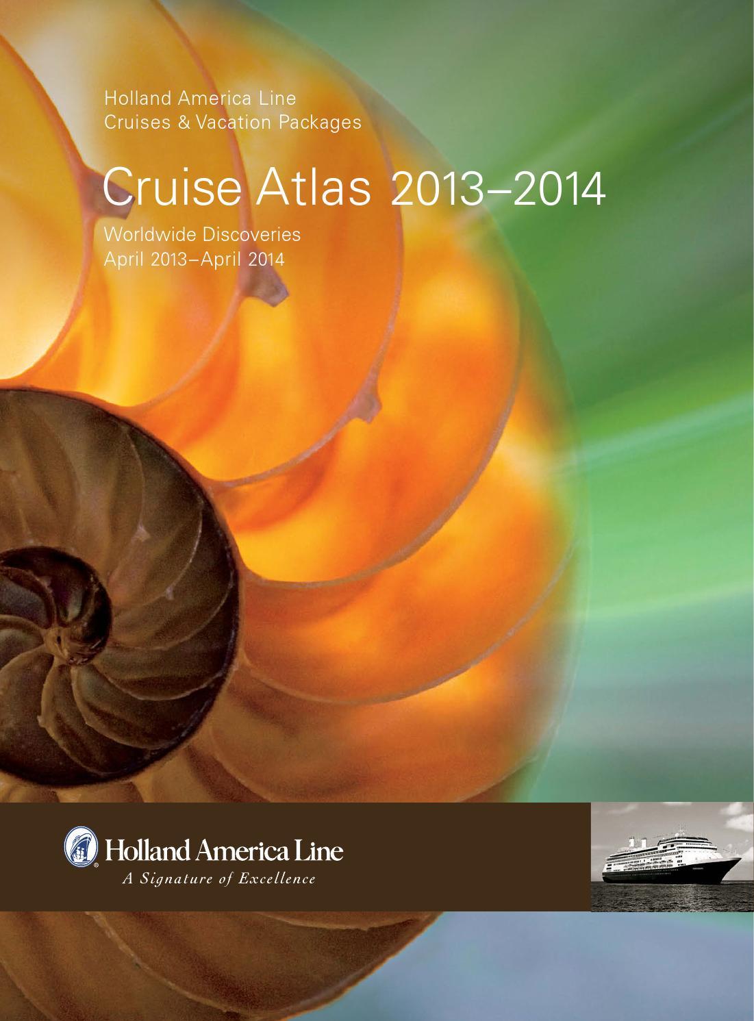 Cruise Atlas 2013-2014 Catalogosviajes.com by Catálogosdeviajes ...