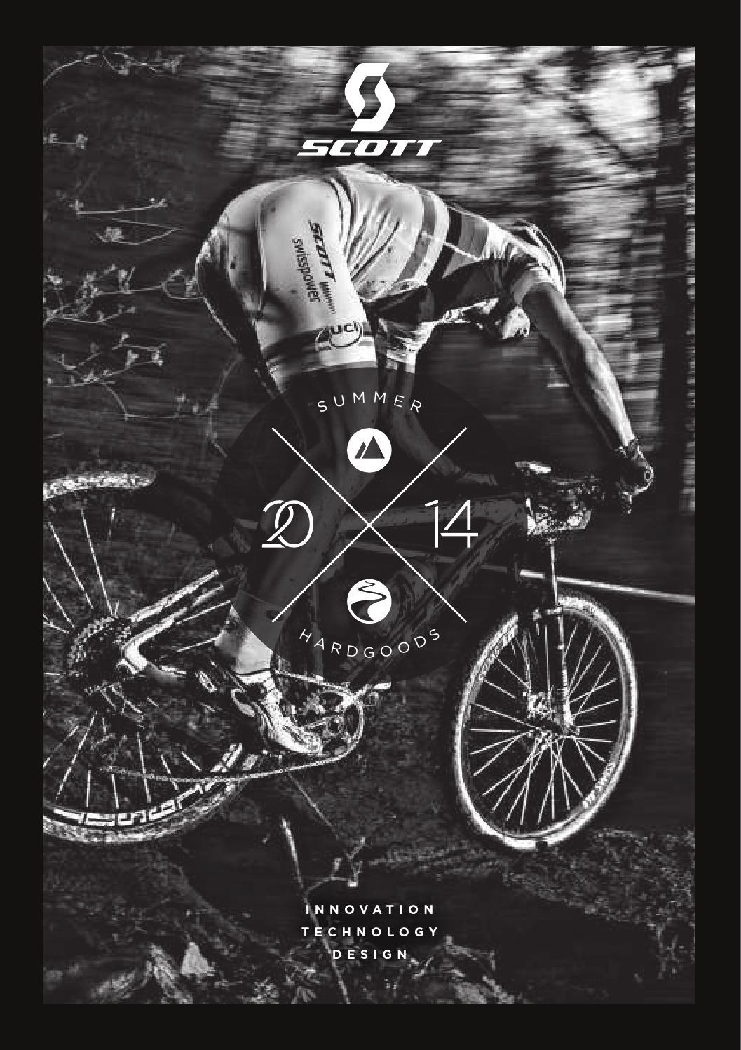 Scott Workbook Bikes 2014 By Bikeimpuls Issuu Network Diagram For Single Site Standard Quicktrac Setup