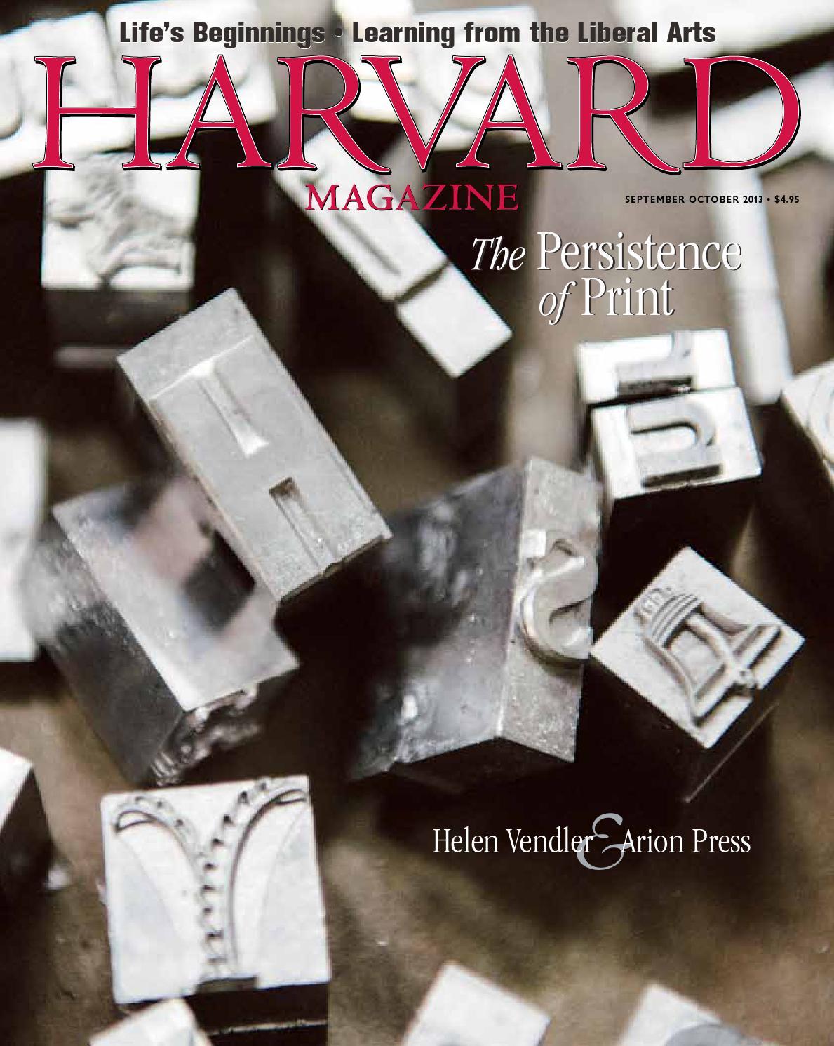 September October 2013 By Harvard Magazine Issuu Wiring Fog Lamp Persona