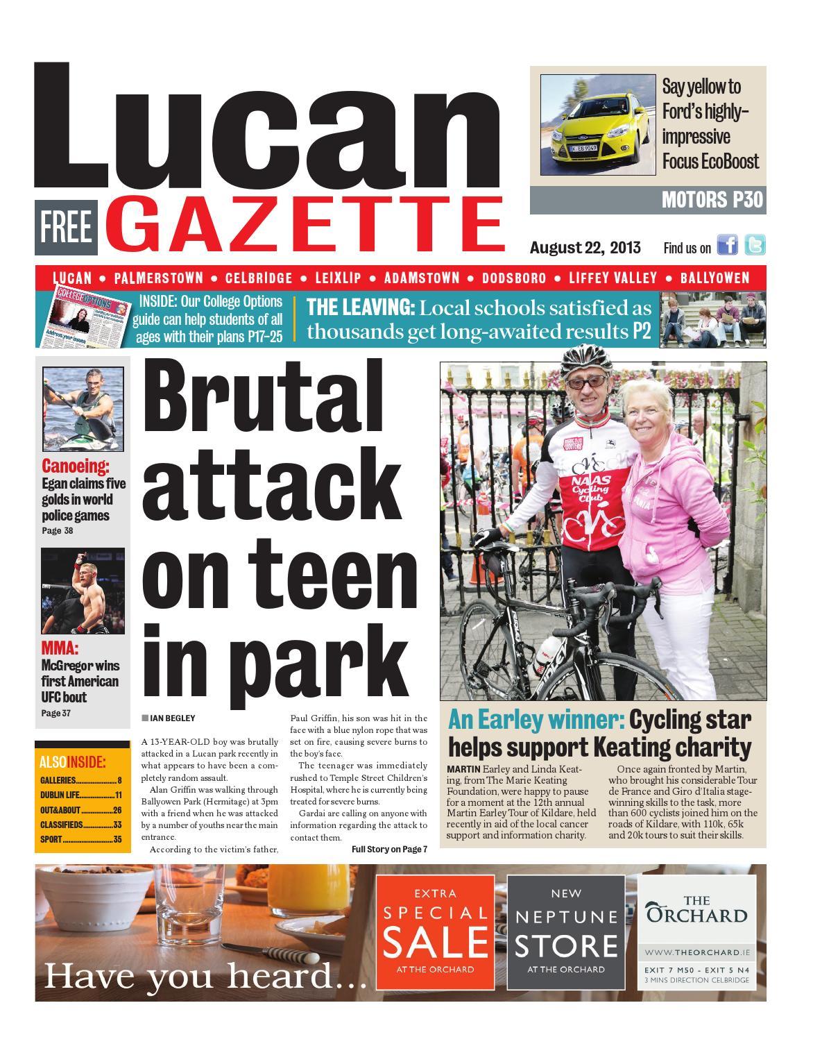Lucan uselesspenguin.co.uk
