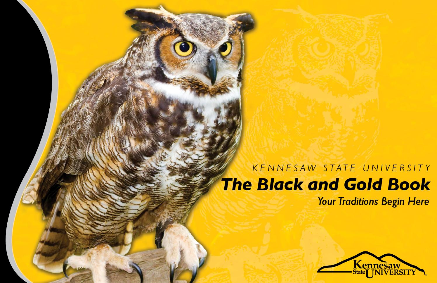 Kennesaw State University S Black And Gold Book By Kennesaw State University Alumni Association Issuu
