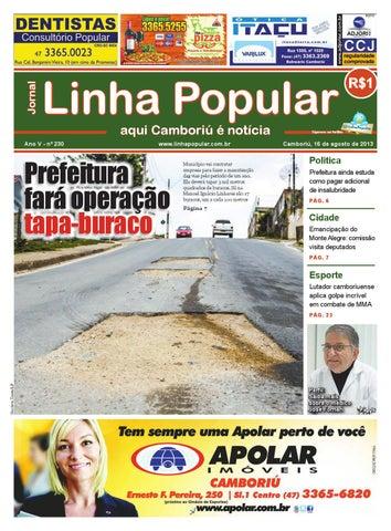 91622246de 230 by Jornal Linha Popular (Camboriú-SC) - issuu
