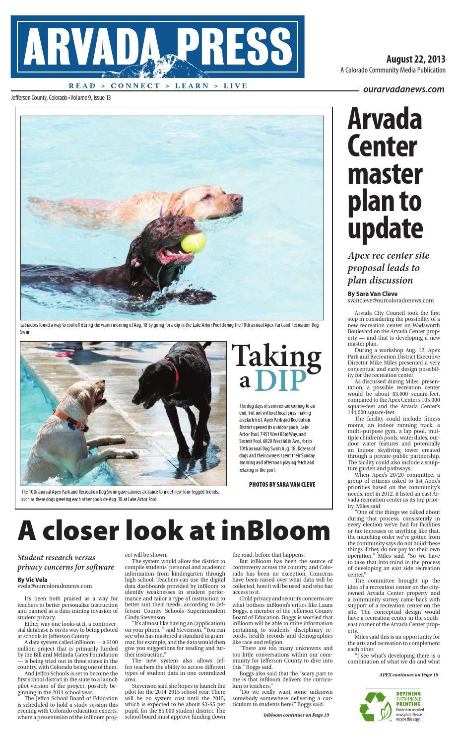 Arvada Press 0822 By Colorado Community Media Issuu
