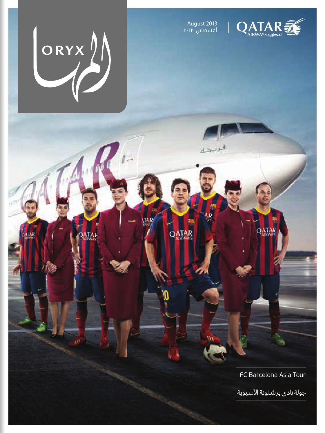 7b451fda9 Oryx Inflight magazine - Aug 13 by Qatar Airways - issuu
