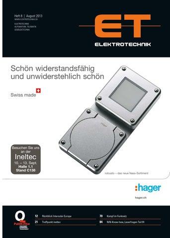 ET-08-2013 by AZ Fachverlage AG - issuu