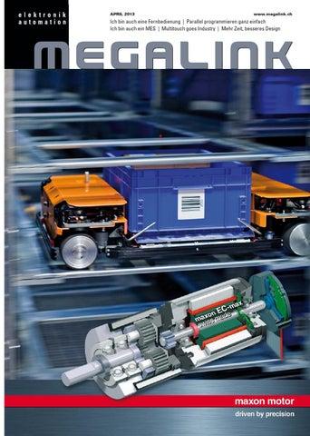 megalink 04/2013 by AZ Fachverlage AG - issuu