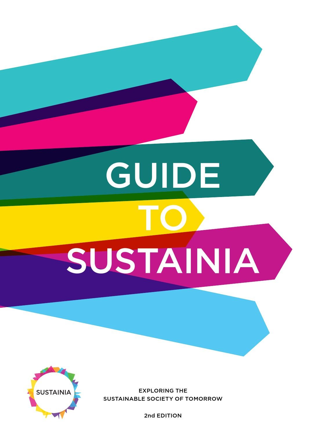 Guide to Sustainia 2nd edition by Sustainia - issuu