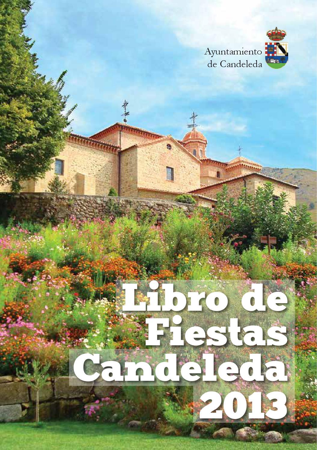 Libro de las fiestas de candeleda 2013 by ti tarteve issuu for Oficina liquidadora madrid