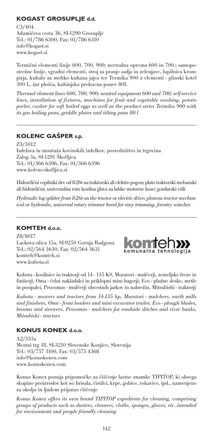 AGRA 2013 - Katalog razstavljavcev by Patrick Erjavec - issuu