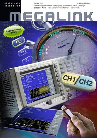 megalink 02/2009 by AZ Fachverlage AG - issuu