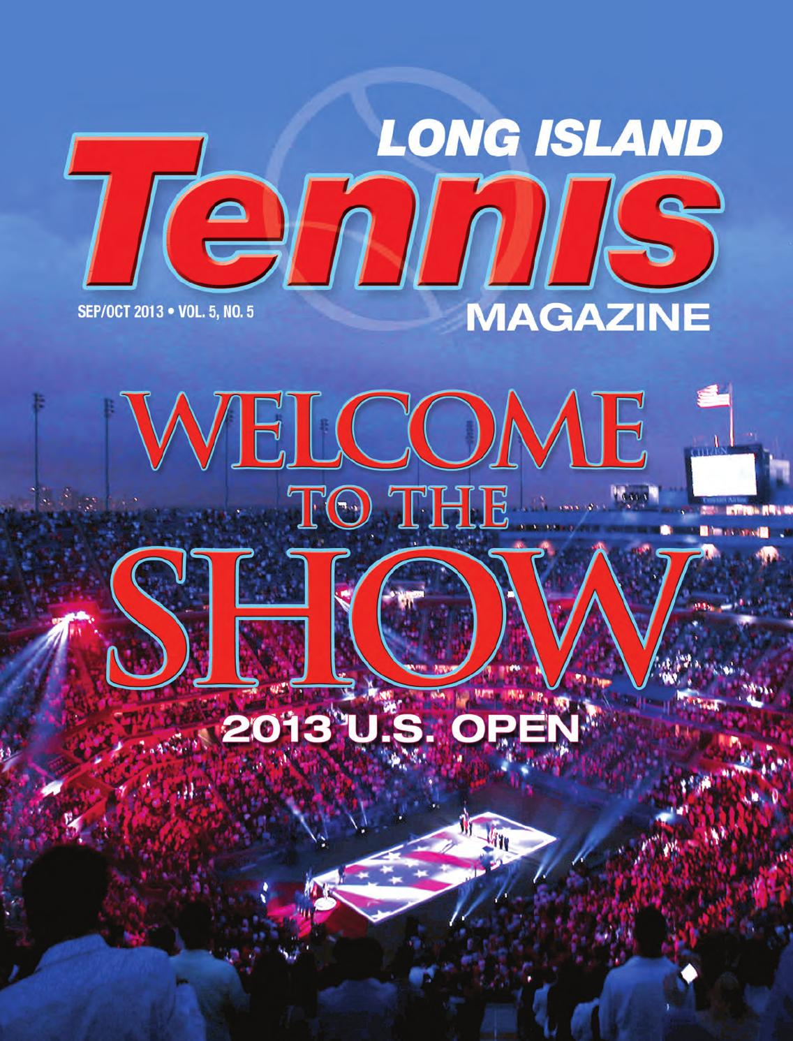 Long Island Tennis Magazine SeptemberOctober 2013 by United