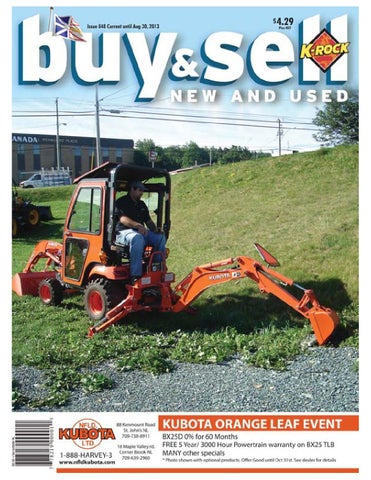 5383a45e5b8 The NL Buy and Sell Magazine Issue 848 by NL Buy Sell - issuu
