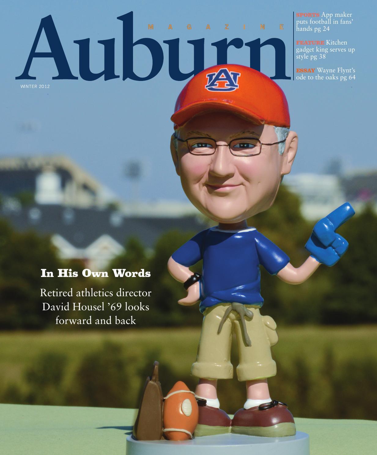 Auburn Magazine Winter 2012 by Auburn Alumni Association - issuu