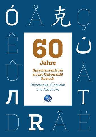 60 Jahre Sprachenzentrum by typelover - issuu
