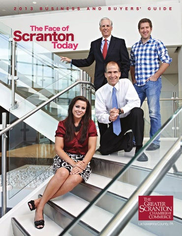Scranton Chamber of Commerce Business & Buyers' Guide 2013